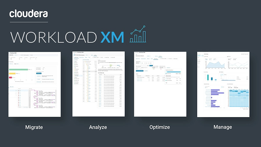 Learn more about Cloudera Workload XM