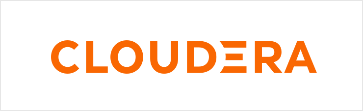 Cloudera Logo on white